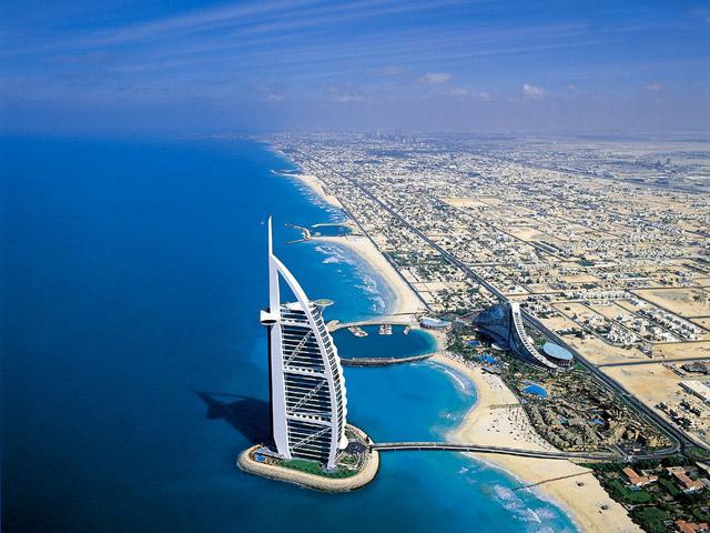 Impresionantes imágenes de la ciudad de los récords: Dubái