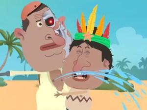 Isla Presidencial: El Mesías (video)