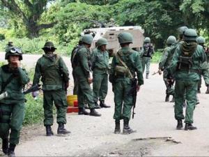 Denuncian abusos de la guardia venezolana en territorio colombiano