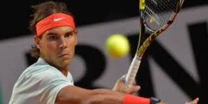 La lluvia retrasa el inicio de los partidos de octavos en el torneo de Roma
