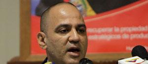 Ministro Chacón propone división de Corpoelec