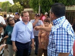 Guanipa: Frente al ventajismo como herramienta tenemos la lucha y el voto