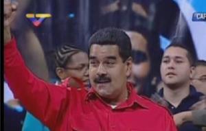 Maduro se defiende de la inseguridad: Dame tu pistola y te doy una Canaima