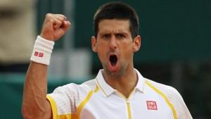 Djokovic vence a Dolgopolov y avanza a cuartos en Roma