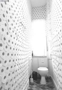 Este es el baño con el que sueñan los venezolanos que no consiguen papel higiénico