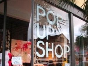 Tiendas que abren, venden y se esfuman