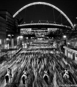 """Esto sí es un """"río de gente"""" (FOTO)"""