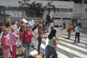 Las protestas se dispararon 550 % en abril, según el Ovcs