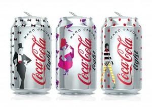 Latas de Coca-Cola Light rinden homenaje a la emancipación femenina (Foto)