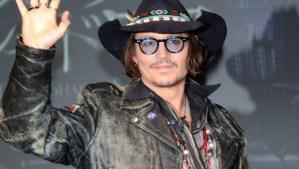 Los 50 años de Johnny Depp, el triunfo de la extravagancia