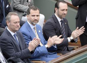 Altezas y estrellas en la alfombra roja de Roland Garros (Fotos)