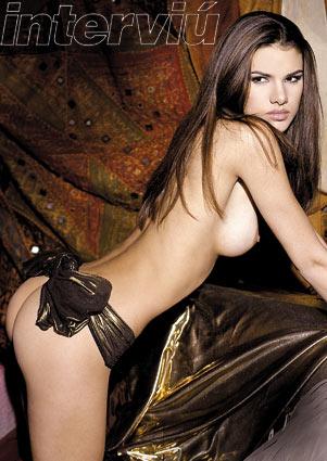 Anna Gigli Molinari  nackt