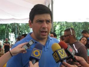 Ocariz: Aún con pocos recursos extendemos el presupuesto para ayudar a nuestra gente
