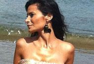 """Hay mucho corazón con Caterina gracias a esta sexy foto que """"instagrameó"""" (late que late)"""