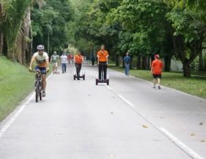 Funcionarios vigilarán la ruta de los trotadores de El Hatillo