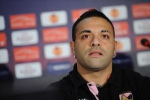El capitán del Palermo pide por sus amistades mafiosas