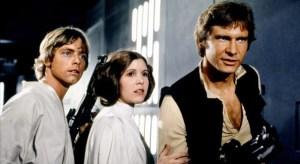 Hijos de Han Solo podrían ser los protagonistas en Episodio VII