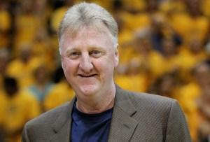 Larry Bird volverá a los Indiana Pacers