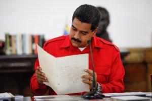 Maduro: Estamos evaluando nuestras relaciones con Colombia