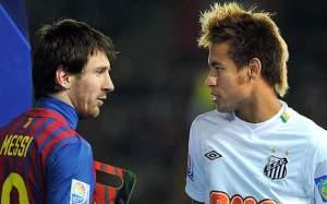 Neymar y Messi se enfrentarán en duelo de estrellas