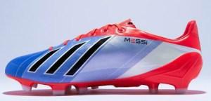 Así serán los nuevos zapatos de Messi (Fotos)