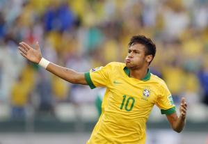 Neymar rompe el silencio y critica a Dilma Rousseff
