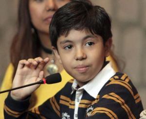 Niño prodigio quiere estudiar física cuántica en Harvard