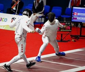 Equipo venezolano de espada es campeón panamericano de esgrima