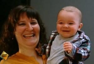 Bebé alcanza la felicidad en sólo cinco segundos (Video)