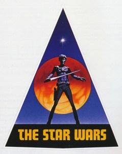 """Así fue el primer logo de la """"Guerra de las Galaxias"""" (FOTO)"""