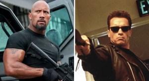 """""""La Roca"""" podría ser el nuevo Terminator"""