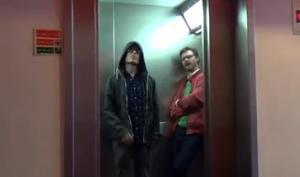 Jugadores selección Uruguay quedaron atrapados en ascensor