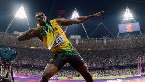 Bolt anunció su baja en la competencia de Ostrava