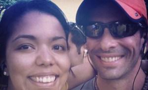 Capriles apareció en la Carrera-Caminata Natgeo (Foto)