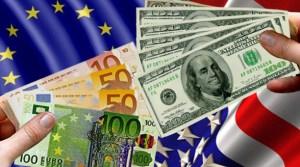 El euro cae frente al dólar por expectativas sobre Fed