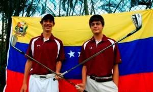 Venezuela logró el Campeonato Mundial Juvenil de Golf por equipos e individual