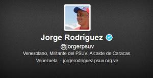 Jorge Rodríguez se retracta y ahora sí va la marcha de los estudiantes