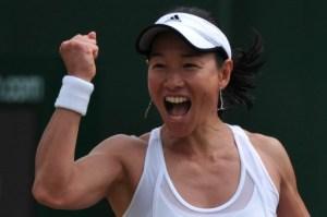 Kimiko Date avanza a  tercera ronda de Wimbledon