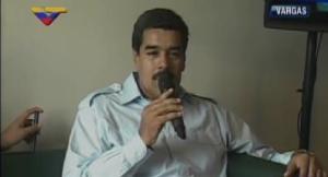Maduro saca la cuenta en dólares (Video + Auucch)