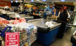 Guerra: En mayo la inflación se desbordó por las políticas del Gobierno