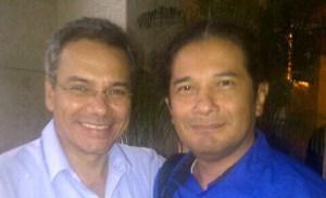 Miguel Ángel Rodríguez y @reinaldoprofeta en México (Foto + Tuits Reveladores)