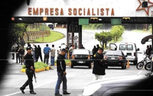 Militares irrumpen en Ferrominera para desactivar la huelga