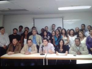 Egresados universitarios se concentrarán en Plaza Venezuela para marchar