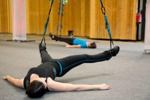 Ejercicio en suspensión previene la lesión articular y ligamentosa