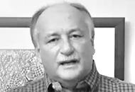 Alberto Franceschi: Cantando el Himno con Chávez