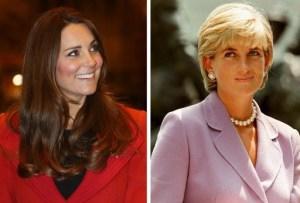 Kate y Guillermo imitarán a Diana en la educación de sus hijos
