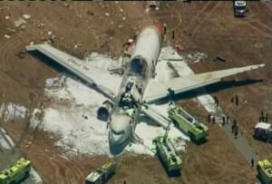 Una fallecida en el accidente de avión pudo ser atropellada por la ambulancia