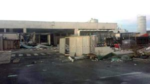 Tornado deja una docena de heridos y millonarios daños materiales en Italia