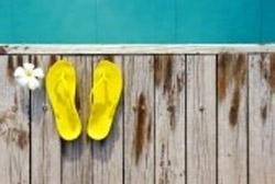 Conoce los peligros de usar sandalias todo el día