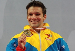 Medalla de oro para venezolano en Juegos Mundiales Cali 2013